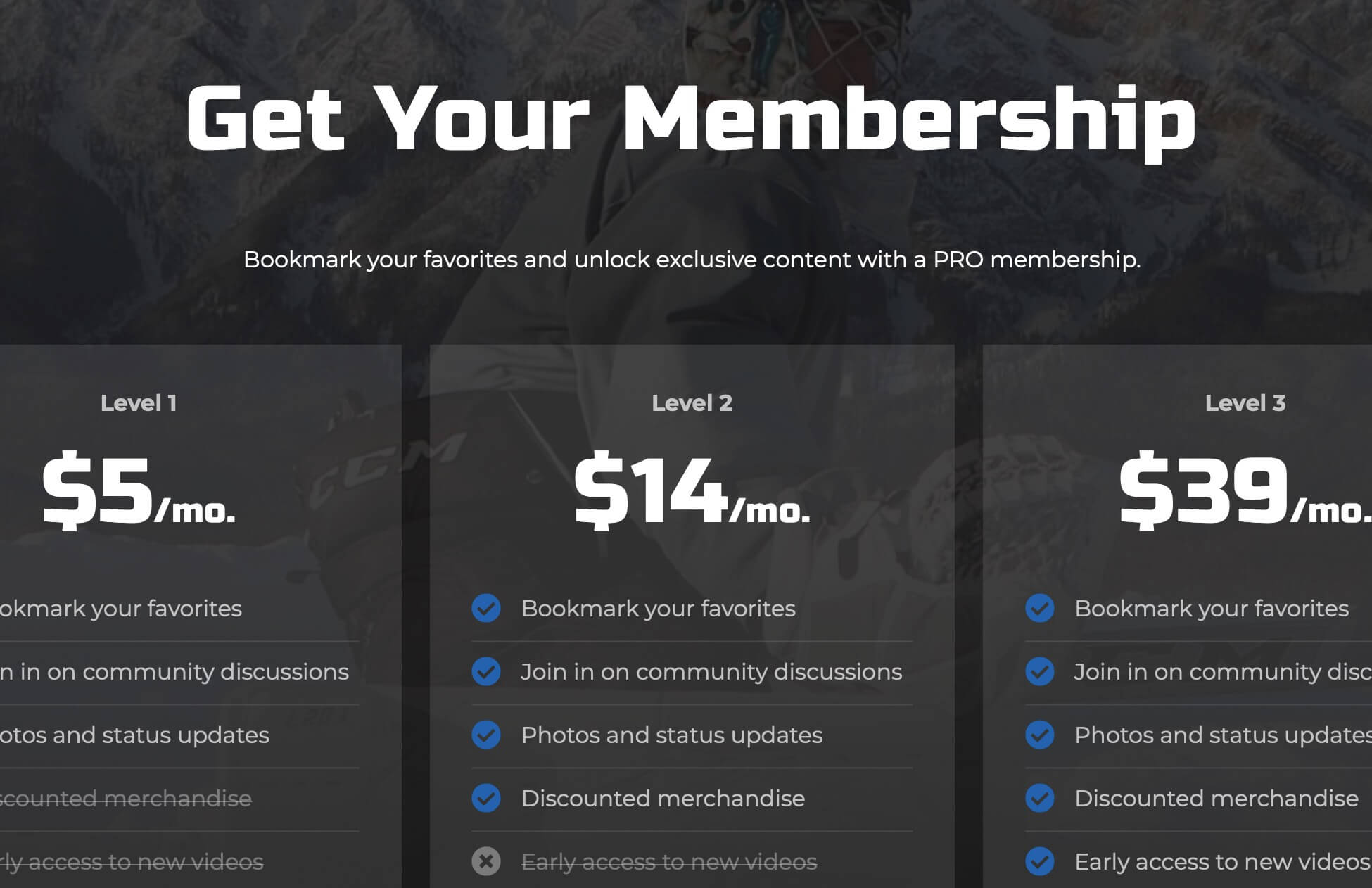 Get Paid by Your Biggest Fans Through Built-in Memberships